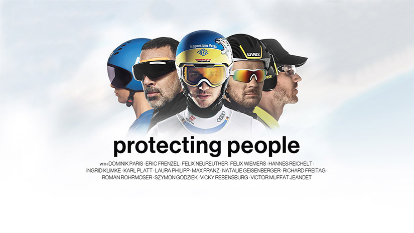 uvex brand movie // One brand, one mission: protecting people