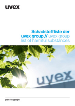 uvex group list of restricted substances