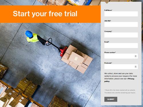 Start your free eyewear trial