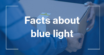 Facts about blue light