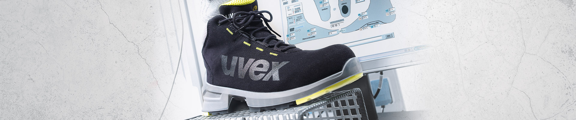 uvex 1 safety boots