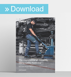 Download Correctly fitting footwear white paper