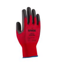 uvex unipur 6639 PU RD safety glove