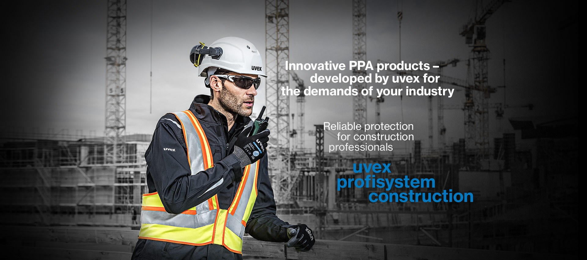 Head to Toe Personal Protective Equipment | uvex safety