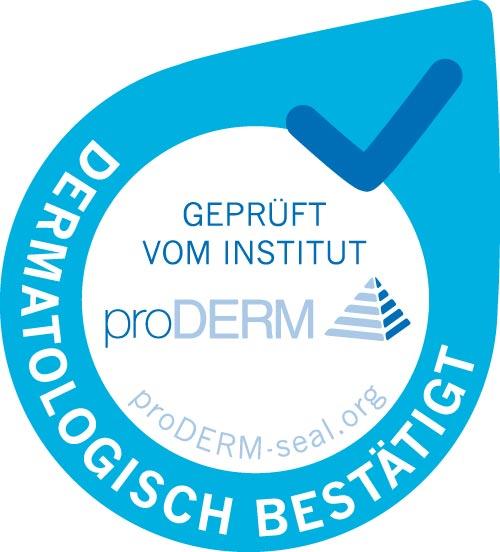 Schutzhandschuhe mit dem proDerm Prüfsiegel