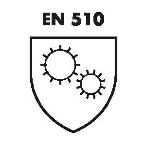 DIN EN 510 Standard Icon
