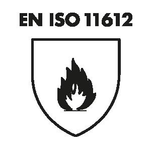 EN ISO 11612 Standard Icon