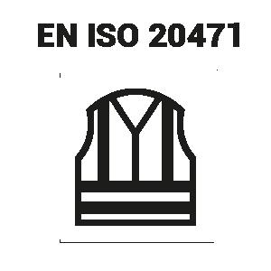 EN ISO 20471 Standard Icon