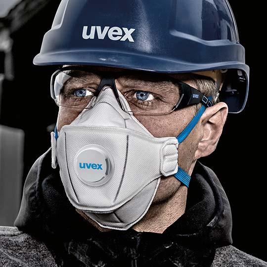 Máscaras respiratorias uvex silv-Air premium