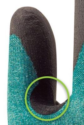 lang haltende, robuste Schutzhandschuhe mit hoher Abriebfestigkeit