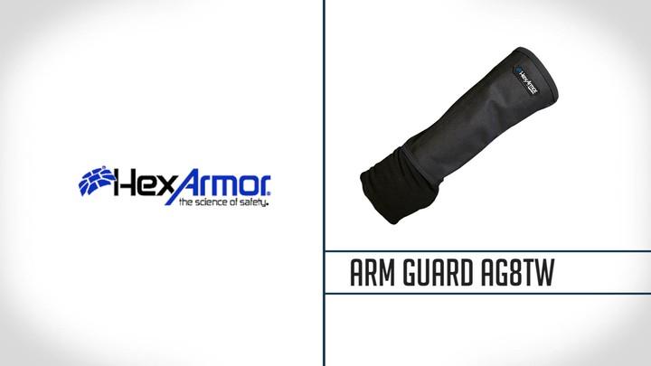 Needle Resistant Arm Sleeves   AG8TW