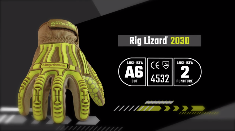 Rig Lizard® 2030 Product Overview