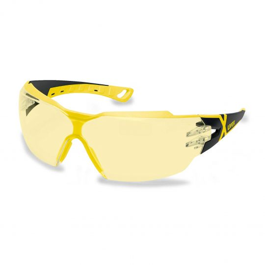 Eye protection safety spectacles uvex pheos cx2
