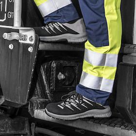uvex 2 trend bunte Arbeitsschutzschuhe