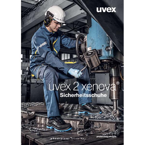 uvex 2 xenova Sicherheitsschuhe