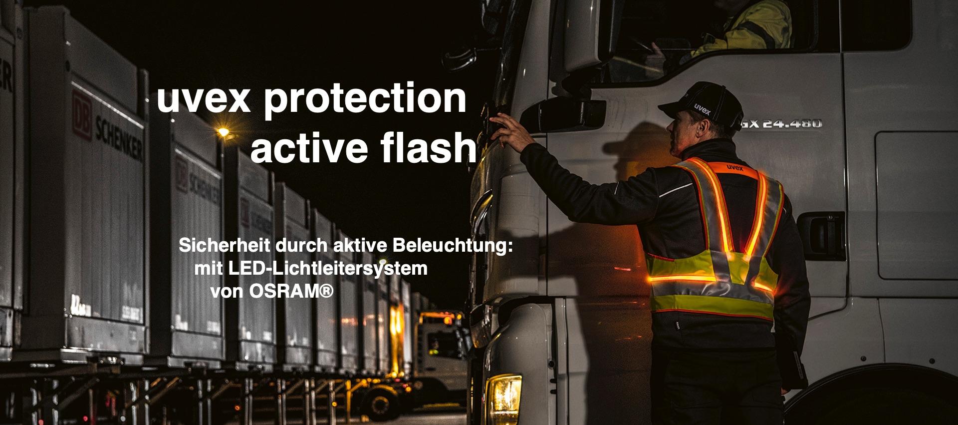 Sicherheit durch Sichtbarkeit für Logistik