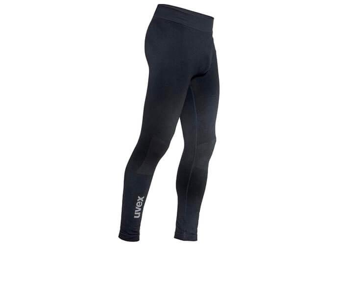 uvex Damen Herren Leggings lange Unterhose Merino-Wolle