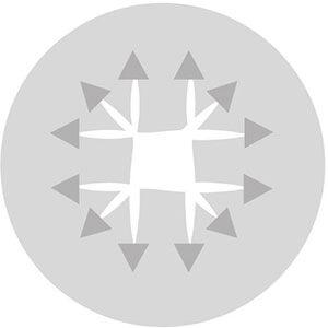 uvex Wanderhose flexibel und bequem