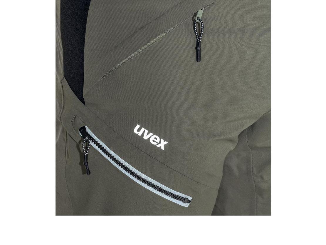 uvex Outdoorhose Damen grau