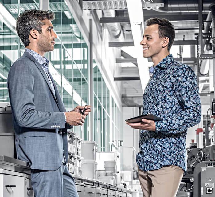 uvex Automotive Beratungstermin für die Automobilbranche