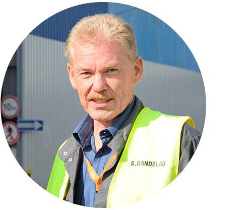 Stefan Gandelau (Occupational Safety), Ford Werke GmbH