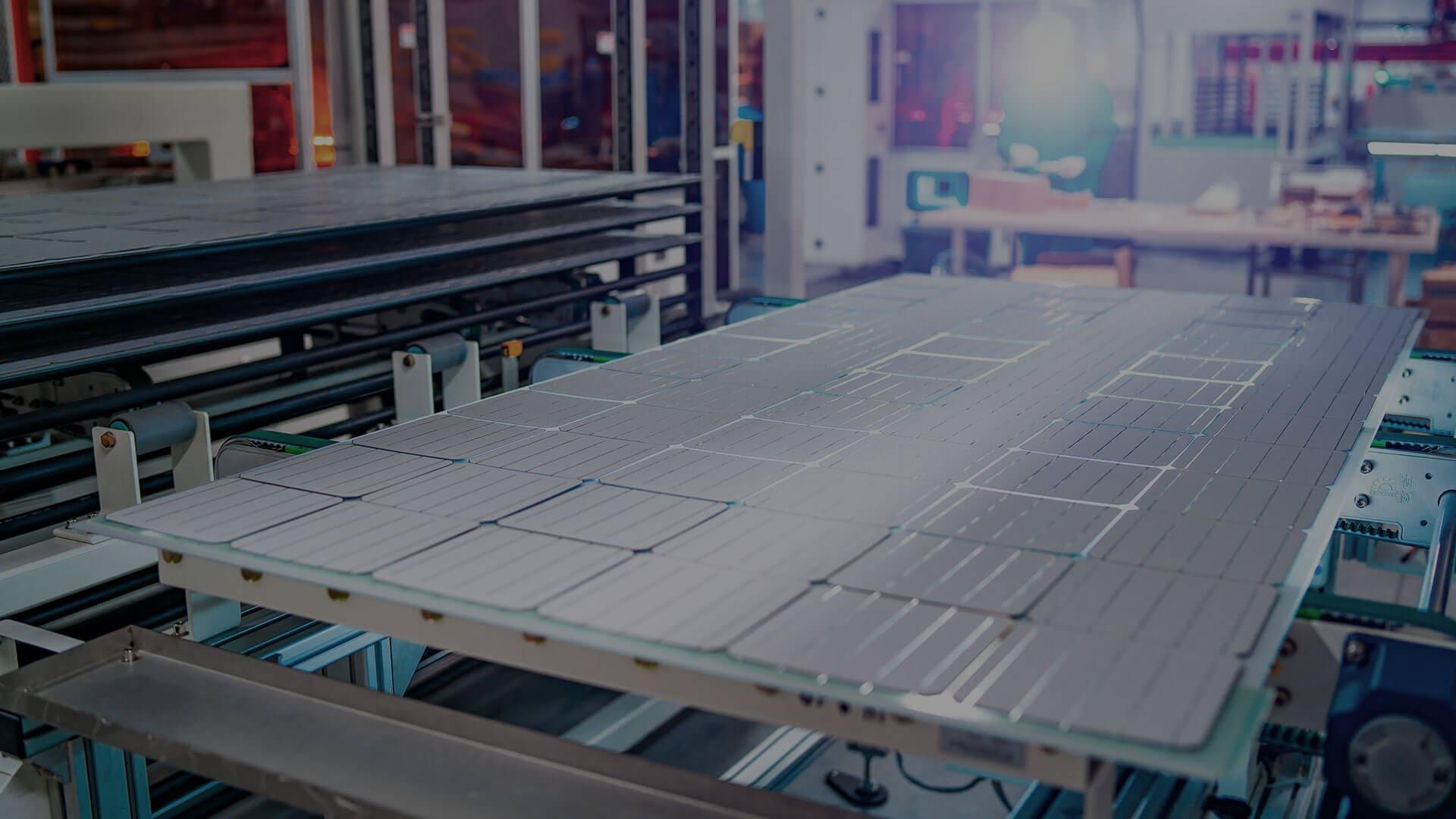 Schutzausrüstung für Zellfertigung und Batteriefertigung E-Autos