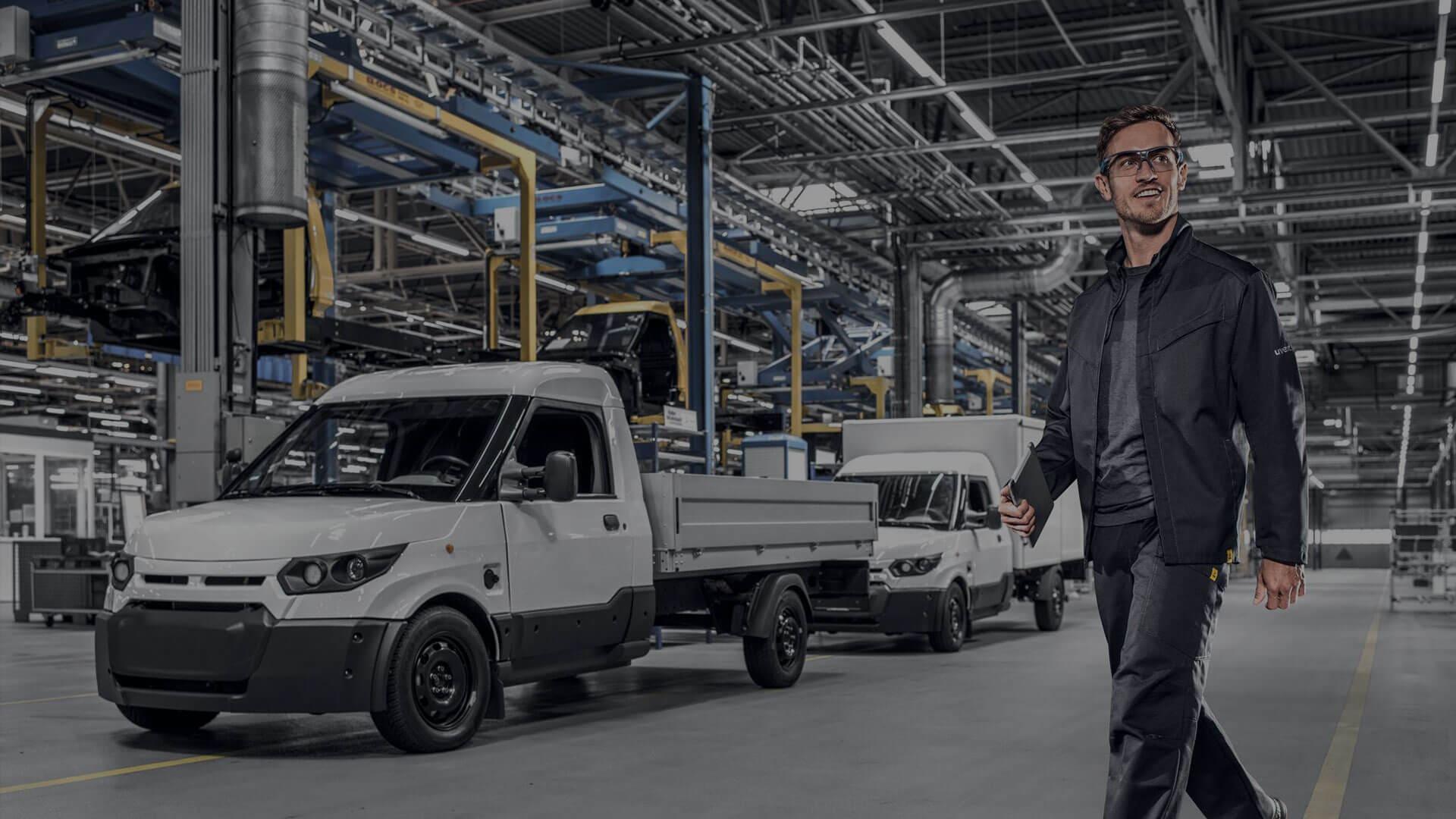 uvex automotive industry