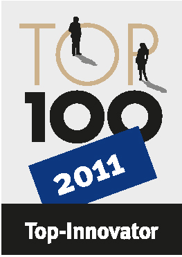 Top 100 Innovator of the Year 2011