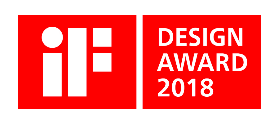 Awarded safety shoes: if design award 2018