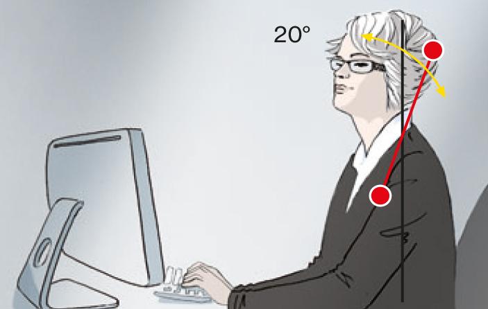 uvex Bildschirmbrillen
