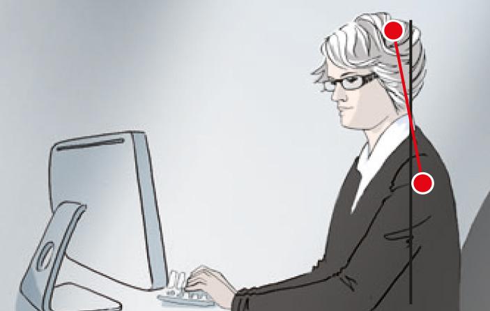 uvex Bildschirmbrillen mit Nahcomfort-Gläsern