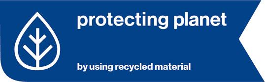 Arbeitsschutzprodukte aus recycelten Materialien