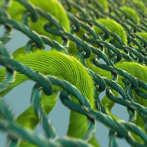 Schutzhandschuhe aus Bambus