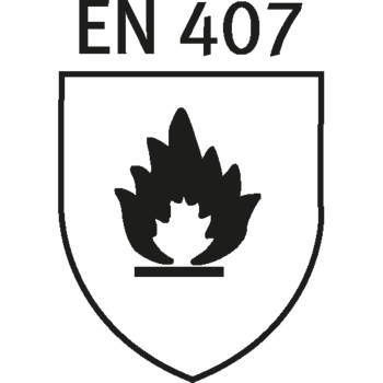 EN 407 (X 1 X X X X)