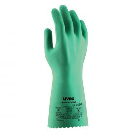 Gant de protection contre les produits chimiques uvex u-chem3000