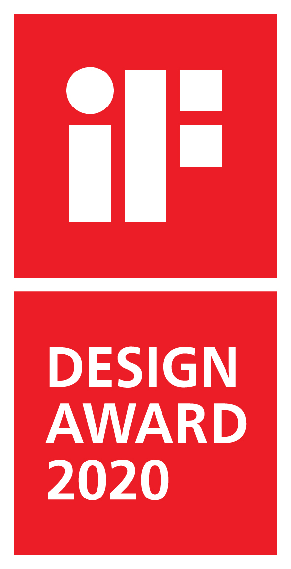 iF Produkt Design Award 2020