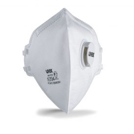 FFP3-Atemschutz-Faltmaske uvex silv-Air c 3310