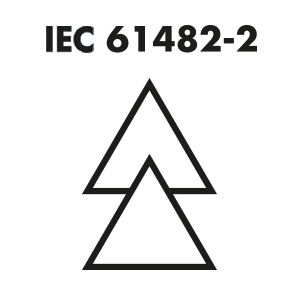 IEC 61482-2 APC=2: protective clothing against the thermal risks of an electric arc