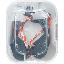 Bouchons d'oreille réutilisables uvex xact-fit multi