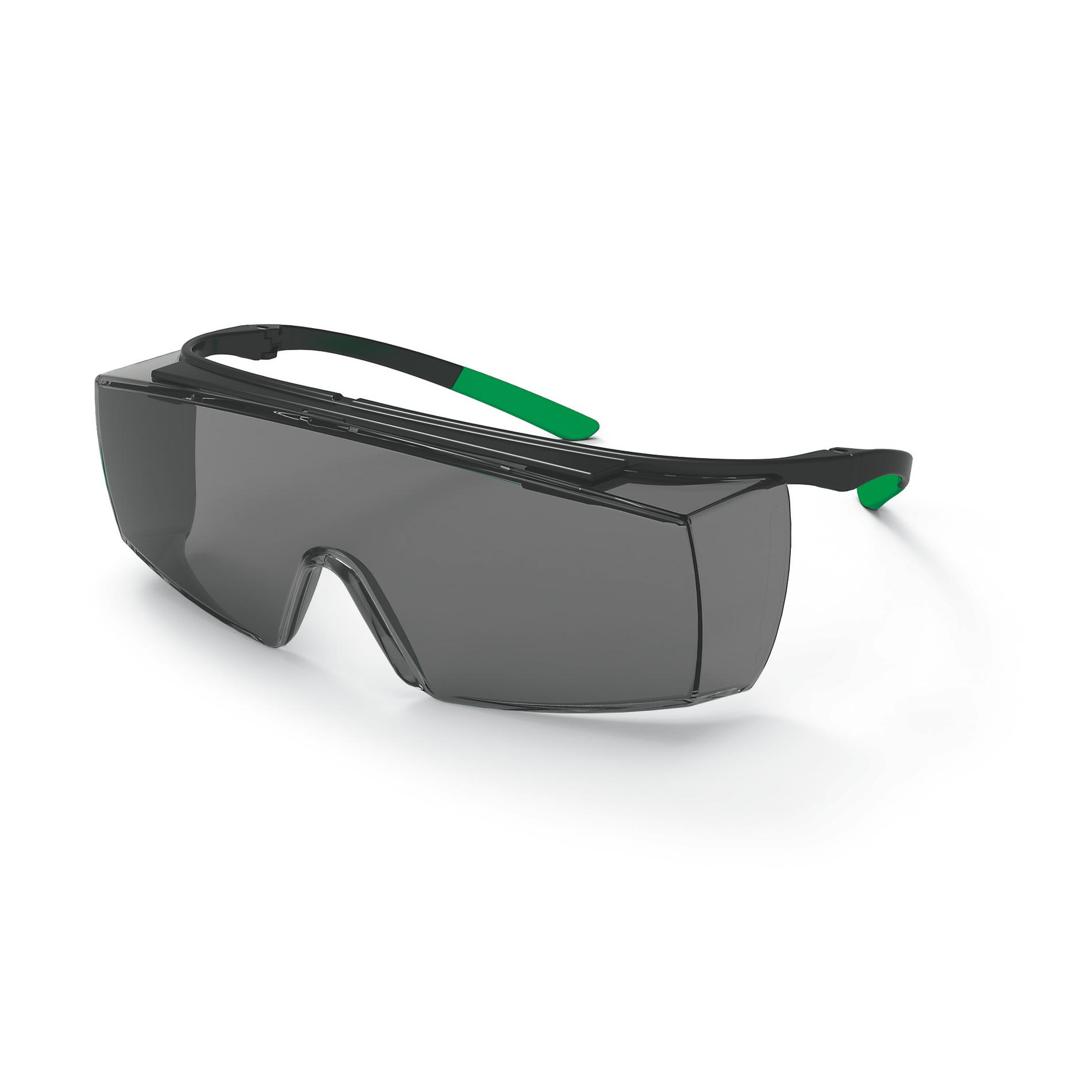 Lunettes de protection uvex super f OTG pour soudeurs   Protection des yeux    uvex safety cb288f19d920