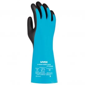 uvex u-chem 3200 cut D chemical protection glove