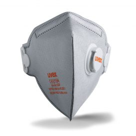 uvex silv-Air c 3220 P2 folding mask