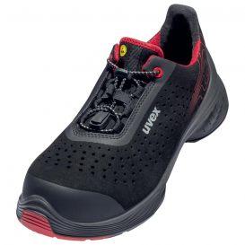Chaussure basse perforée uvex1 G2 S1 P SRC