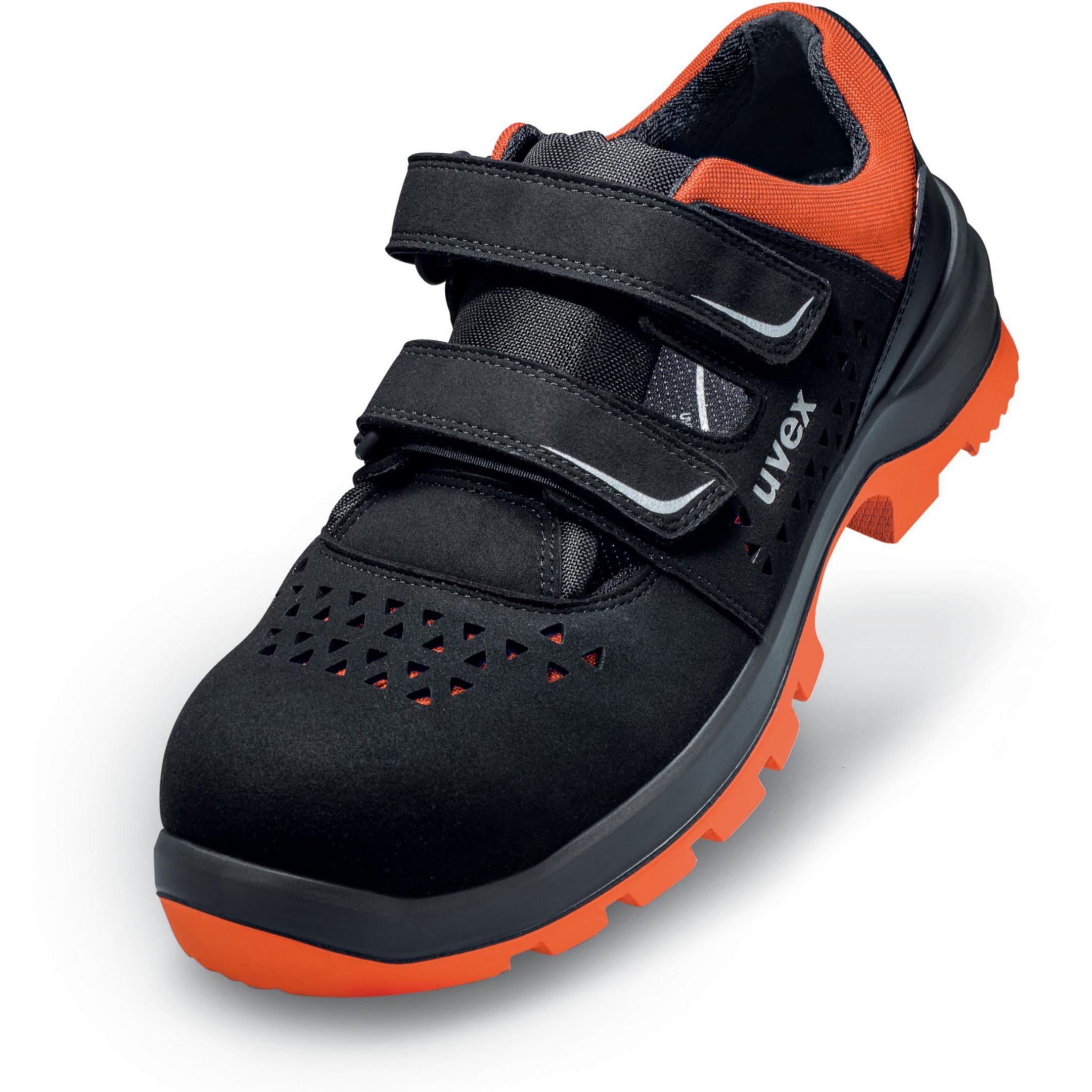 Sandali S1 uvex 2 xenova® | Scarpe antinfortunistiche | uvex