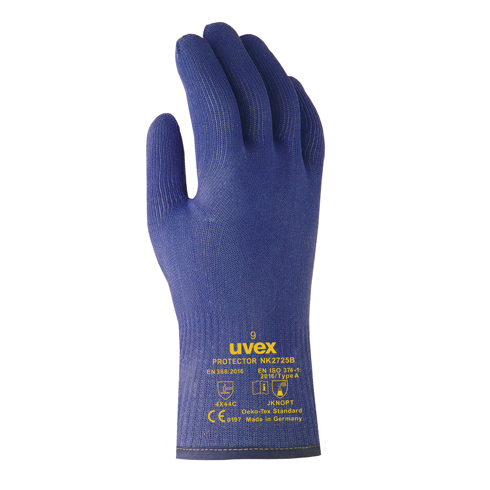 gant de protection contre les produits chimiques uvex protector nk2725b gants de protection. Black Bedroom Furniture Sets. Home Design Ideas