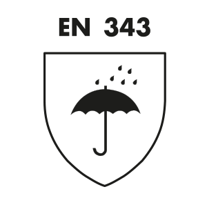 EN 343: rain protection clothing