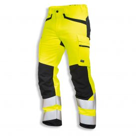 uvex protection flash + storm trousers