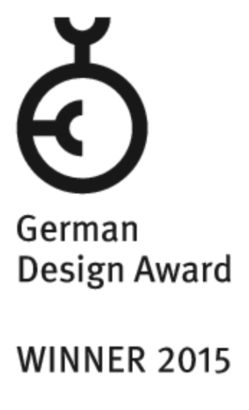 German Design Award Winner 2015