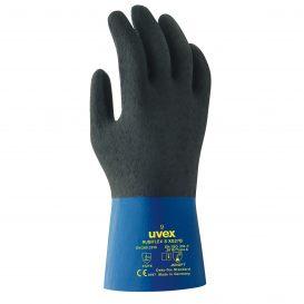 uvex rubiflex S XG27B chemical protection glove
