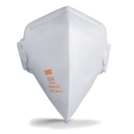 uvex silv-Air c 3200 FFP2 folding mask